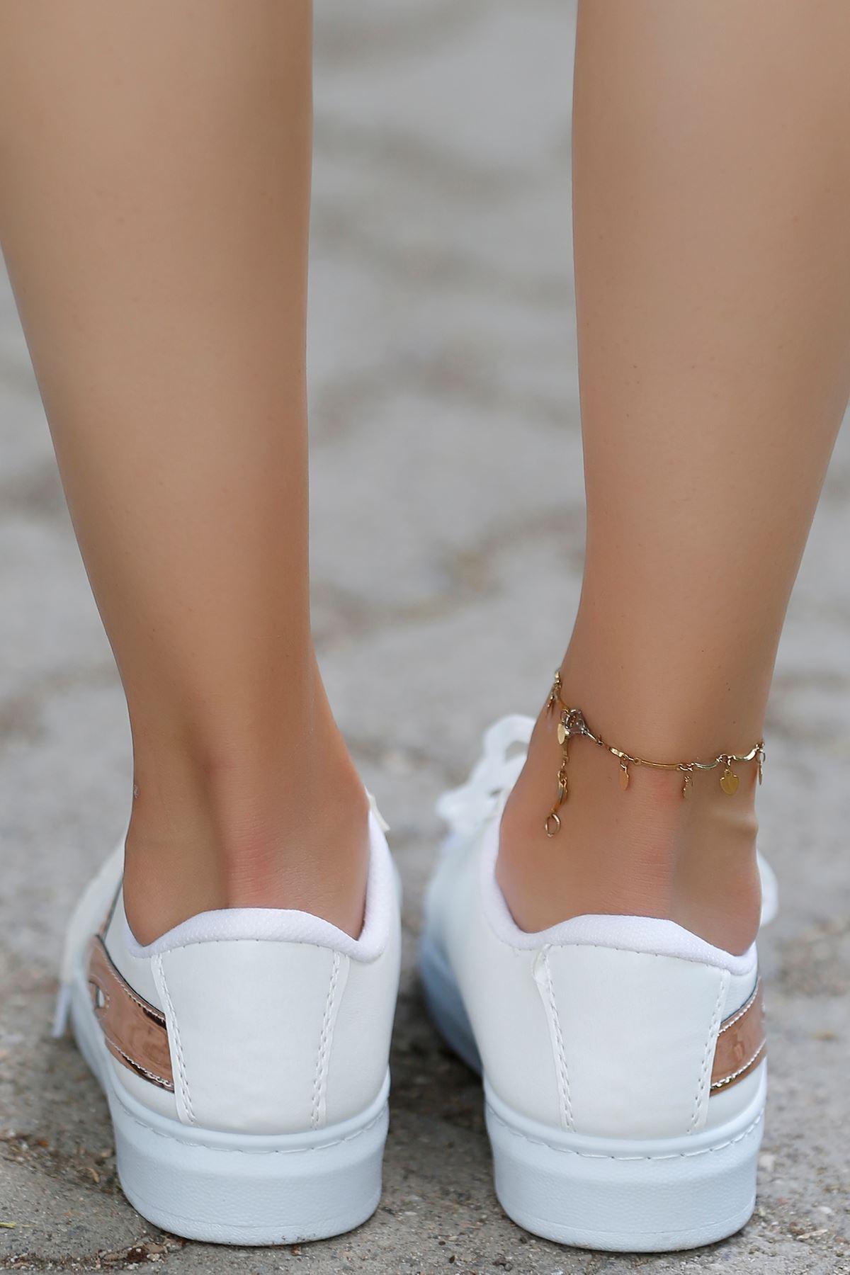 Spor Ayakkabı Bronz - 3875.264.