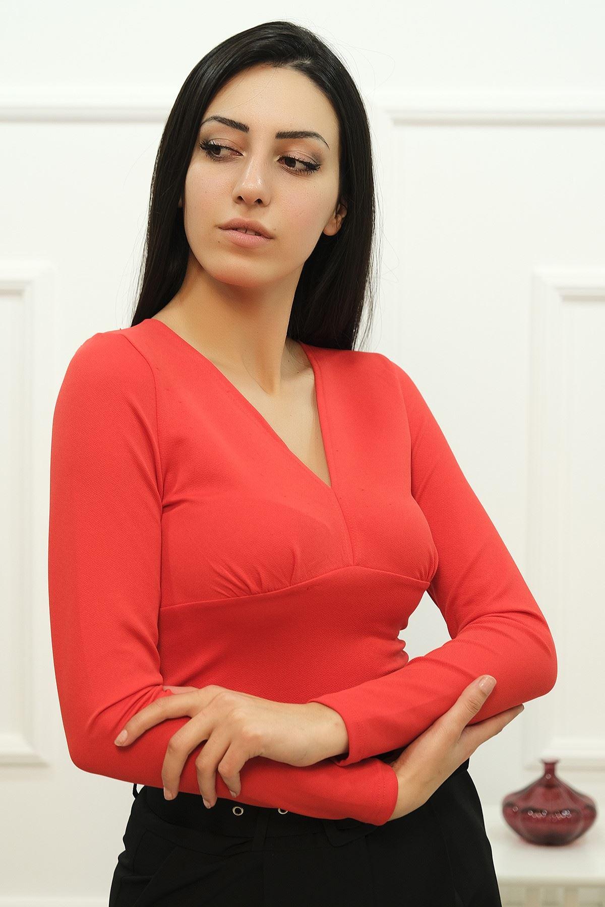 Efsane Bluz Kırmızı - 8104.631.