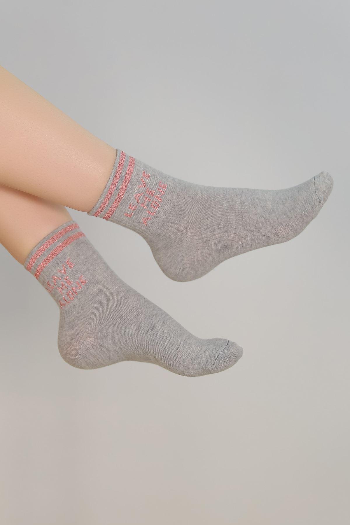 Soket Çorap Gripembe - 10102.1114.