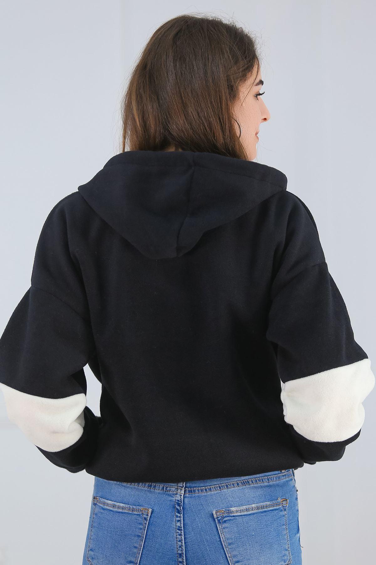 Polar Ceket Siyah - 4718.1254.