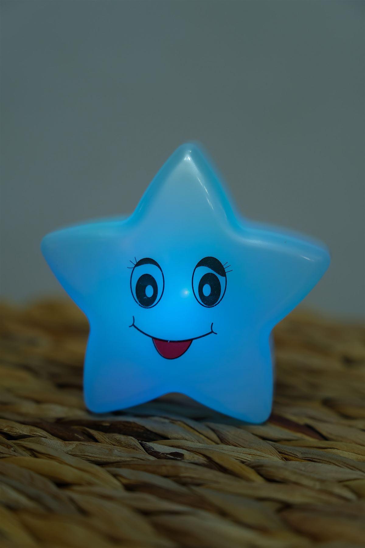 7 Renk Yıldız Işık 01 - 4899.1342.