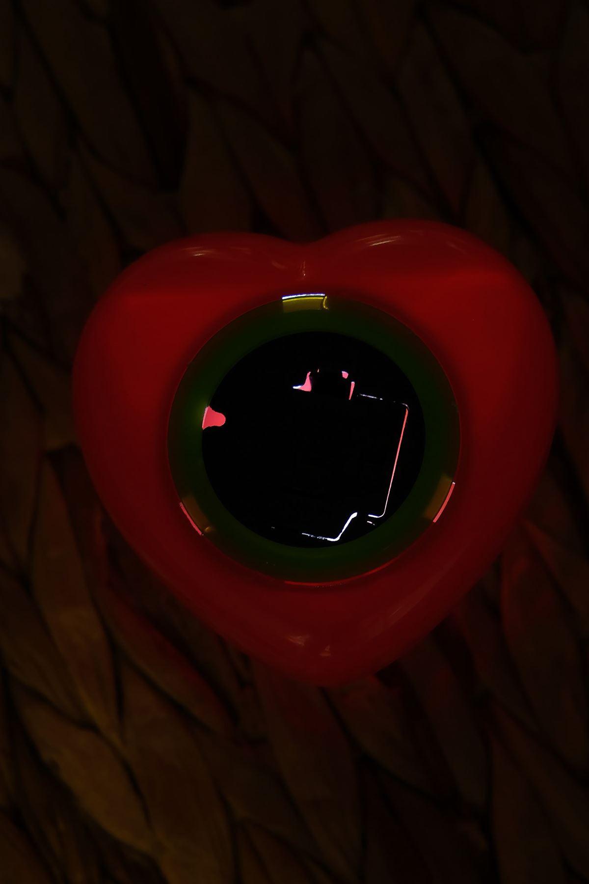 Kalpli Led Işık Kırmızı - 4903.1342.