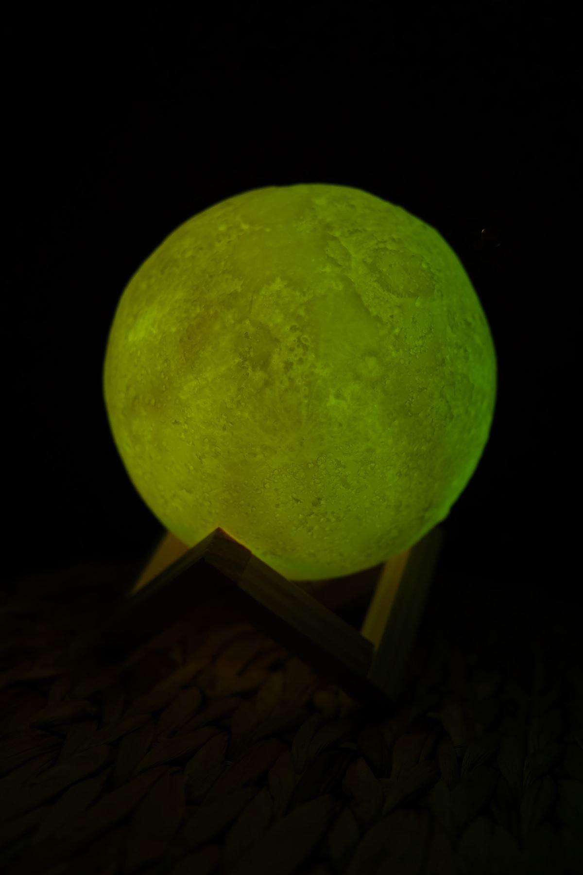Kumandalı Standlı Gece Lambası 01 - 4909.1342.
