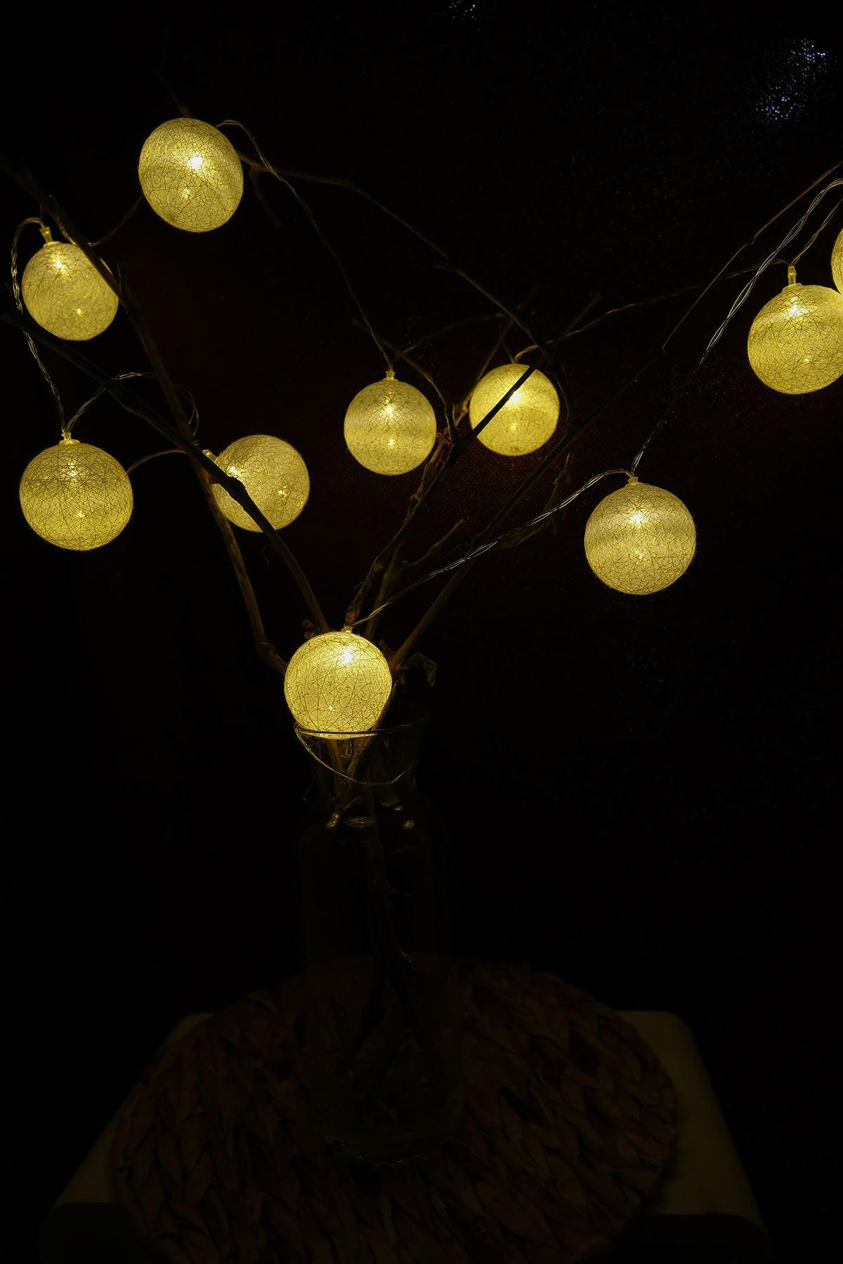 Ledli Top Işık Beyaz - 4942.1342.