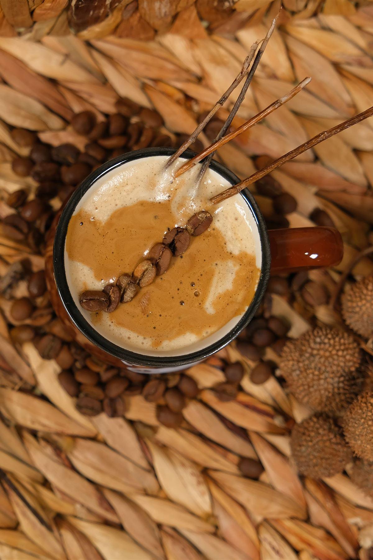 Renkli Kupa Kahve - 4944.1342.