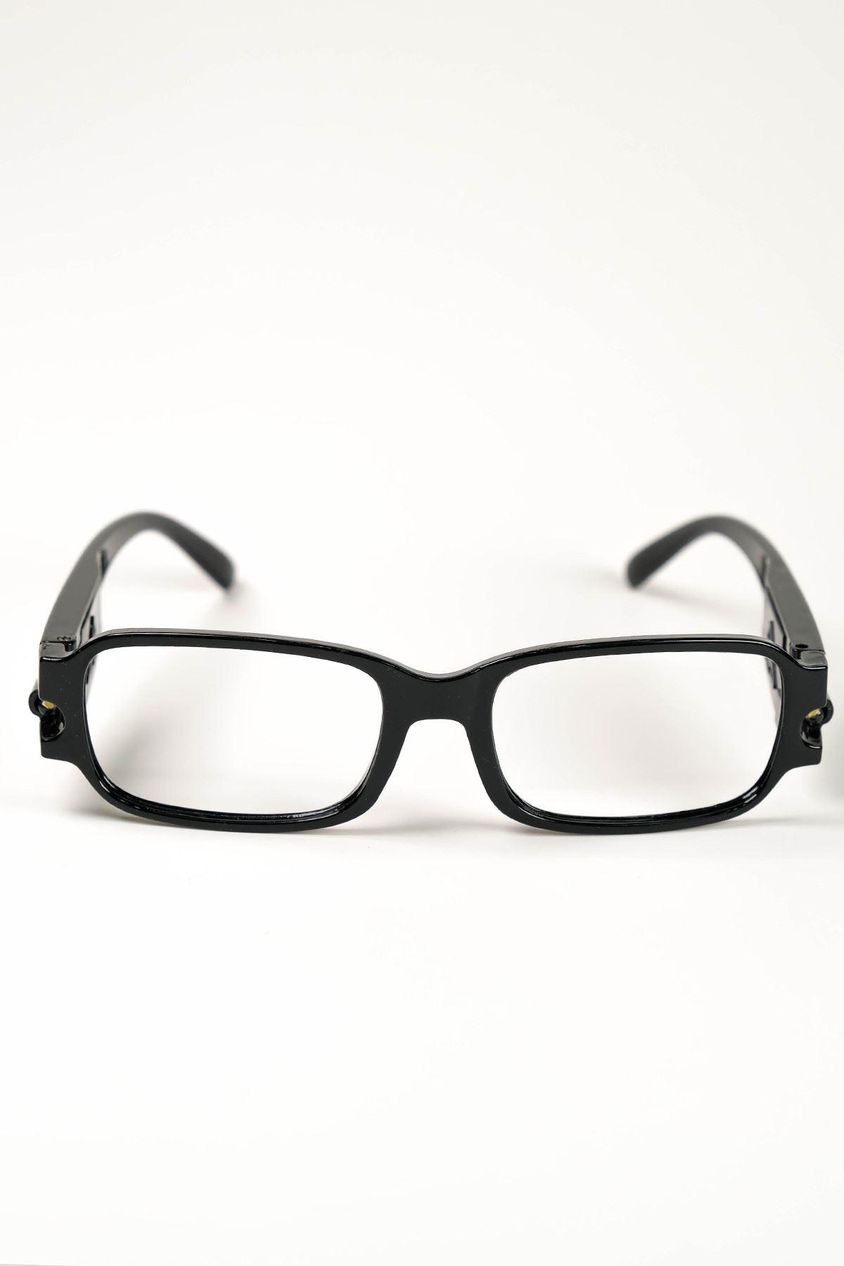 Işıklı Gözlük Siyah - 4892.1342.