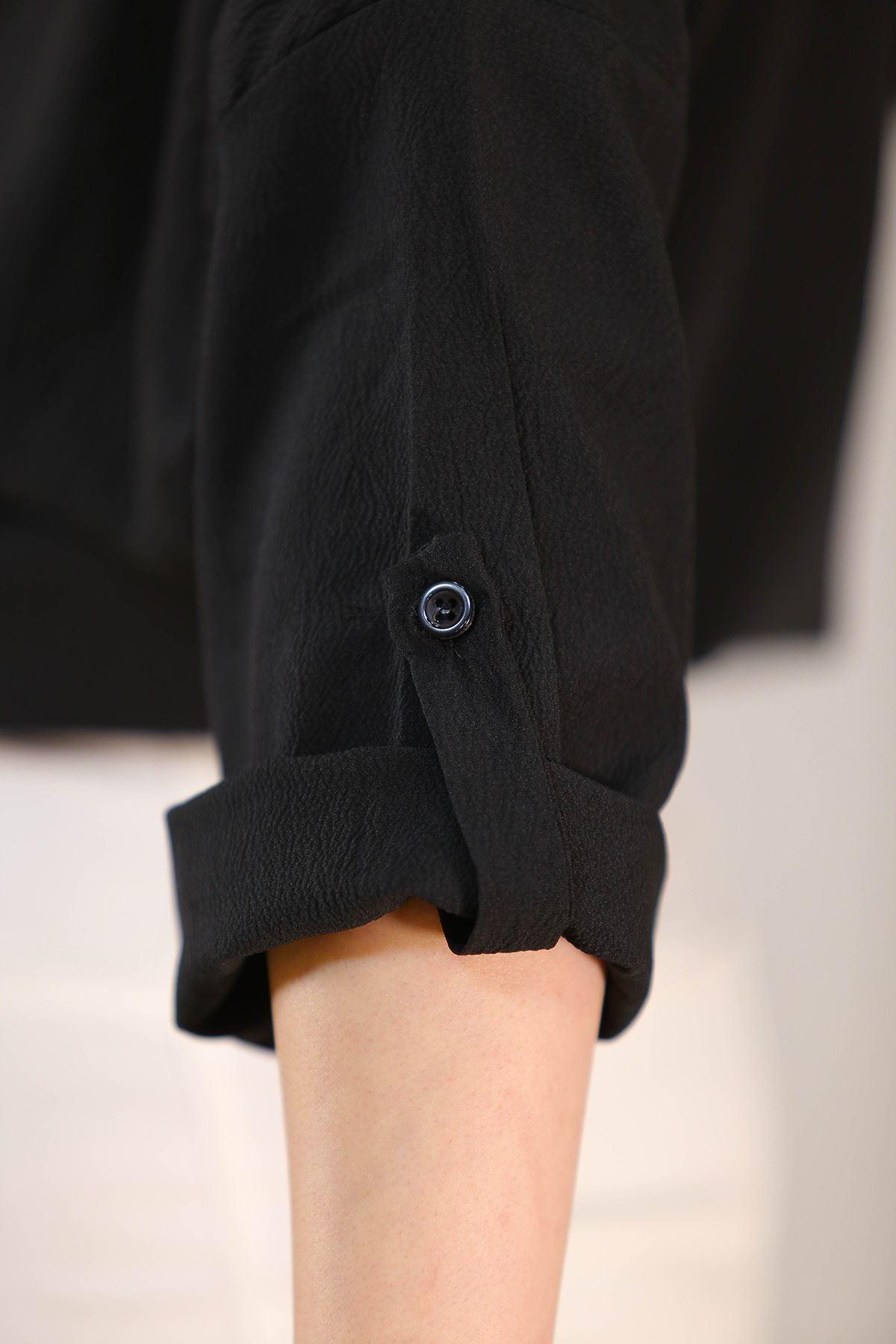 Salaş Gömlek Siyah - 4806.701.