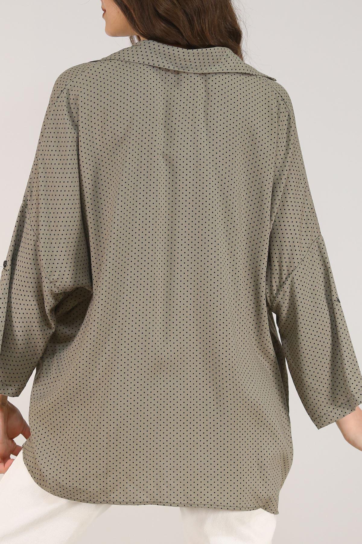 Salaş Gömlek Açıkhaki - 4806.701.