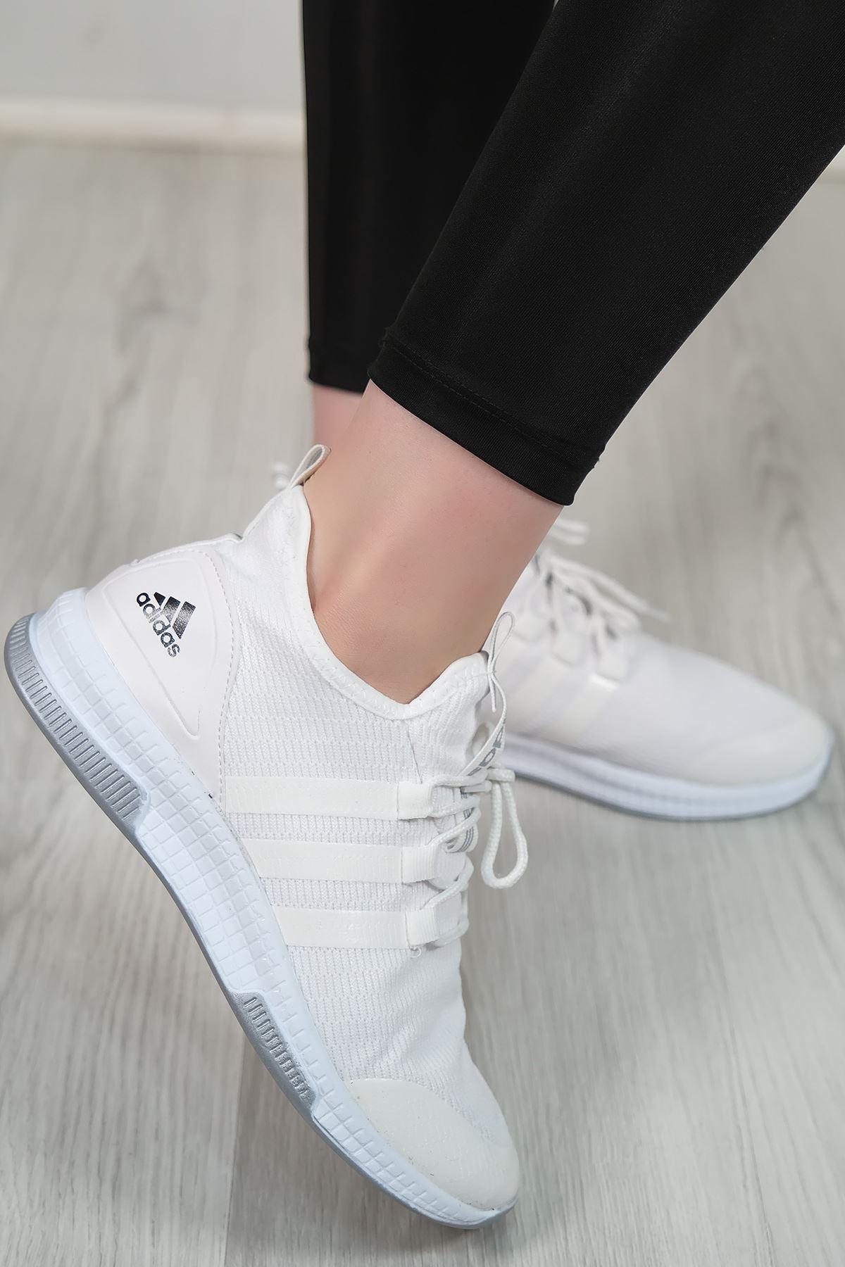 Günlük Spor Ayakkabı Beyaz - 5700.1132.