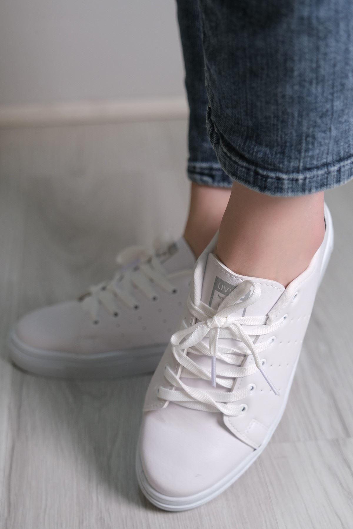Kalın Tbn Günlük Ayakkabı Gümüş - 8585.264.