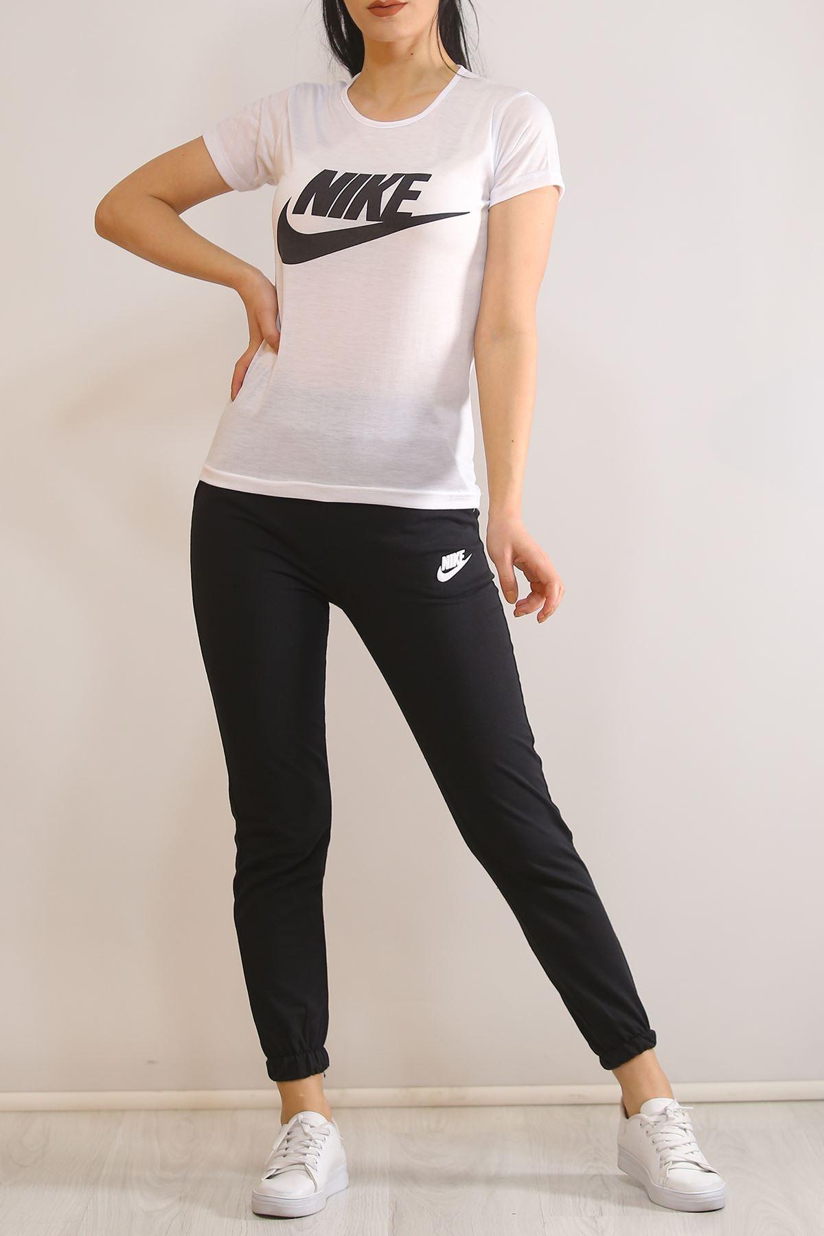 Tişört Takım Beyazsiyah - 5800.1348.