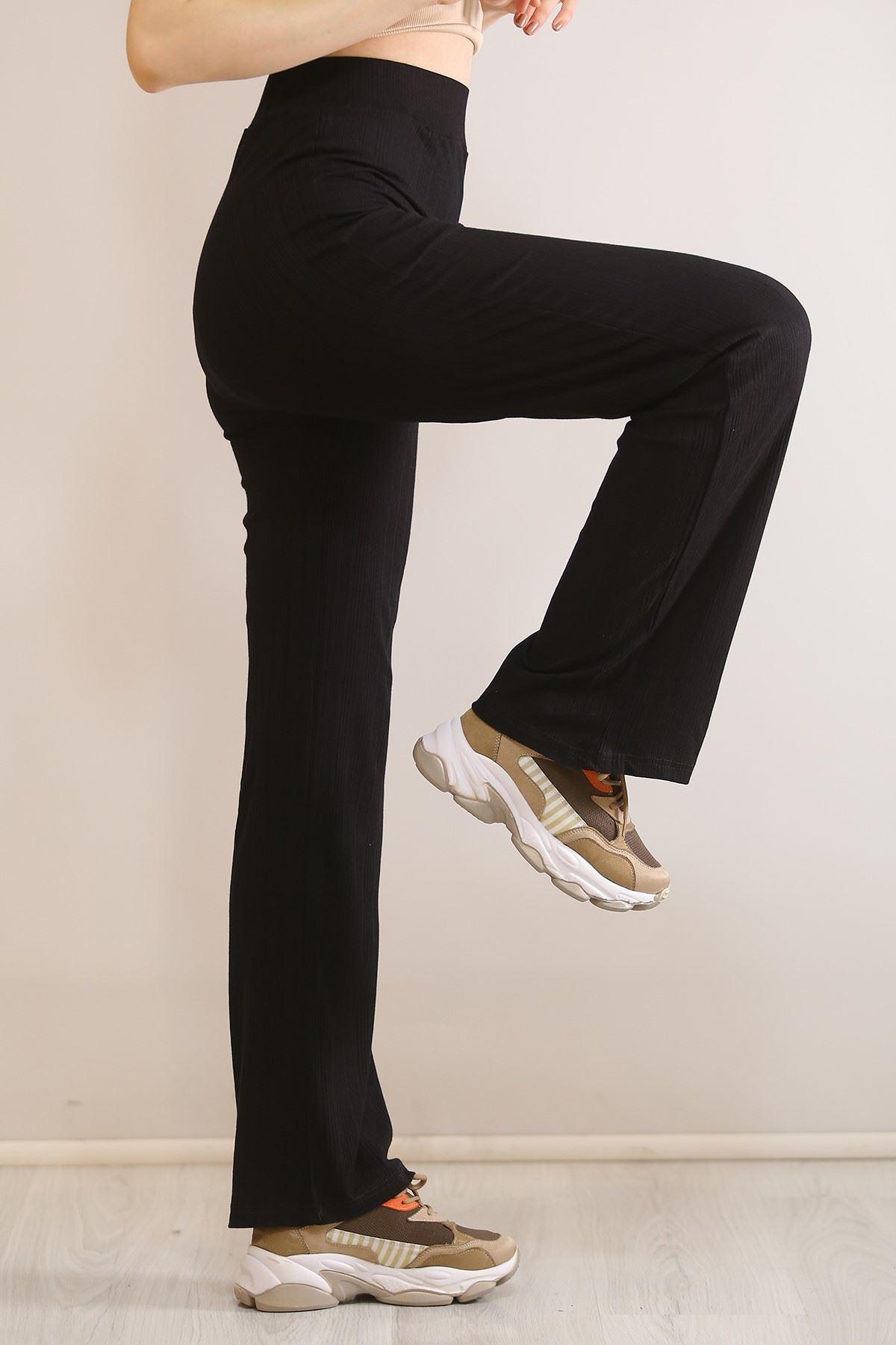 Kaşkorse Pantolon Siyah - 5805.1247.