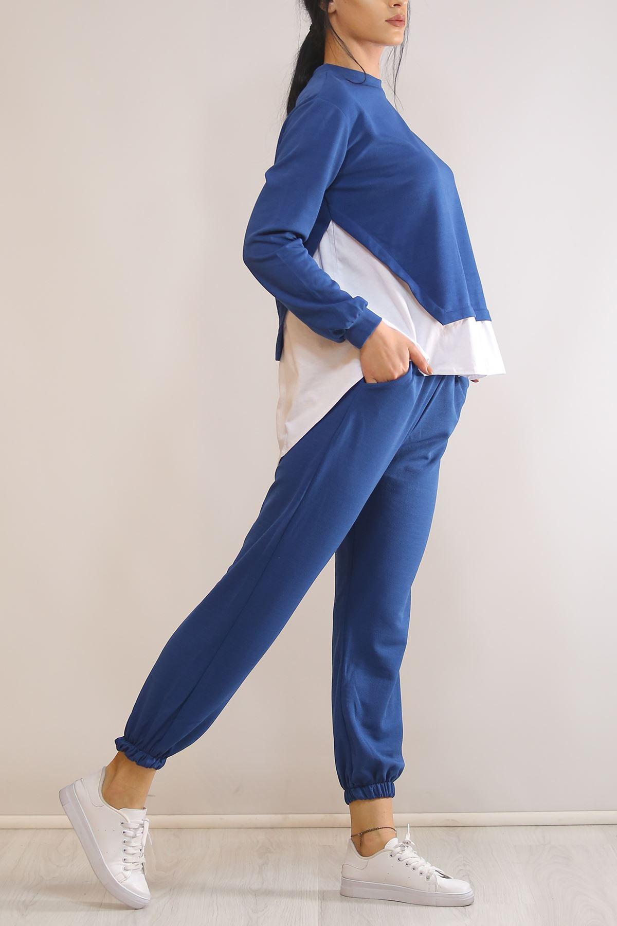 İkili Takım Mavi - 5809.1361.