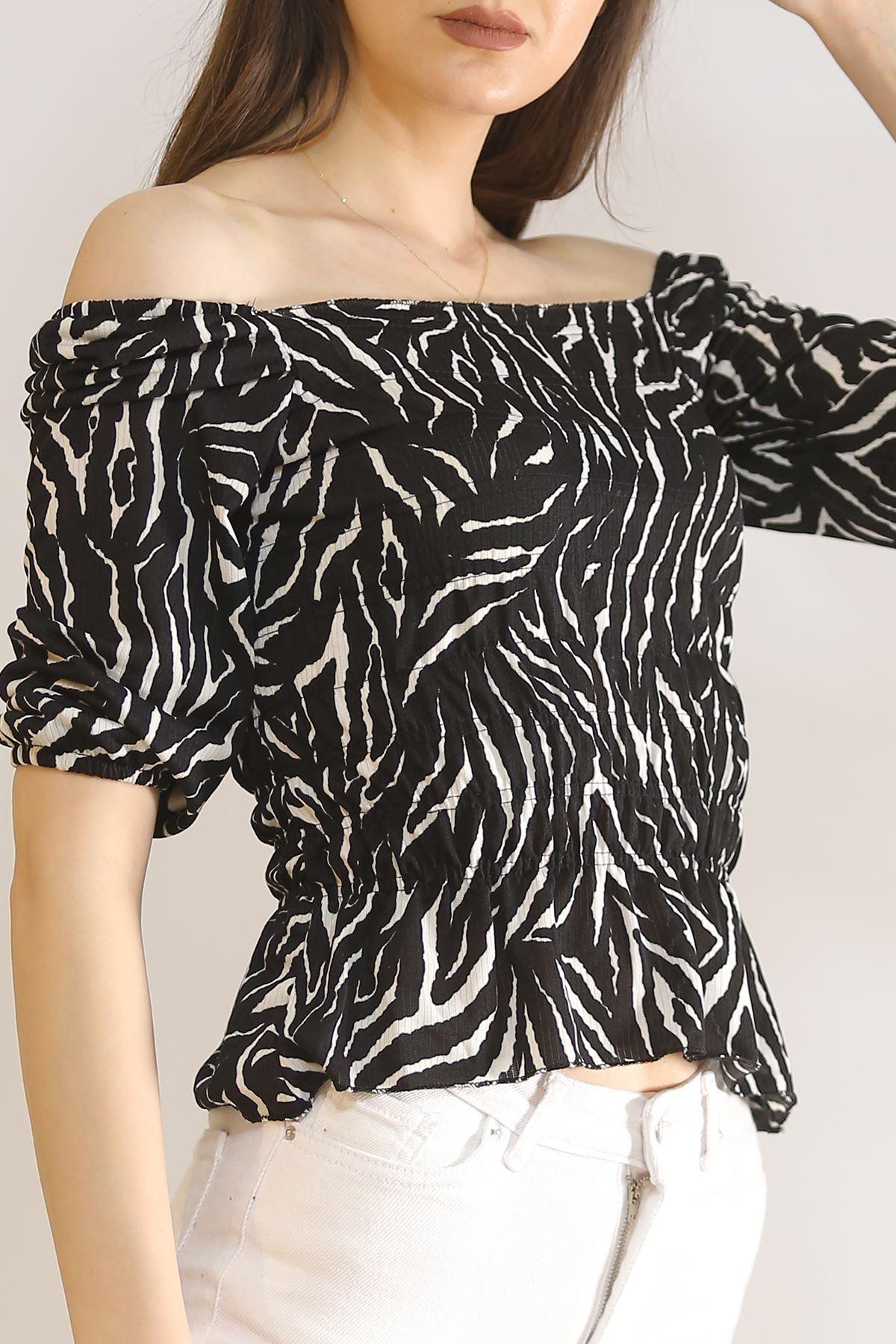 Gipeli Bluz Zebra - 5203.224.