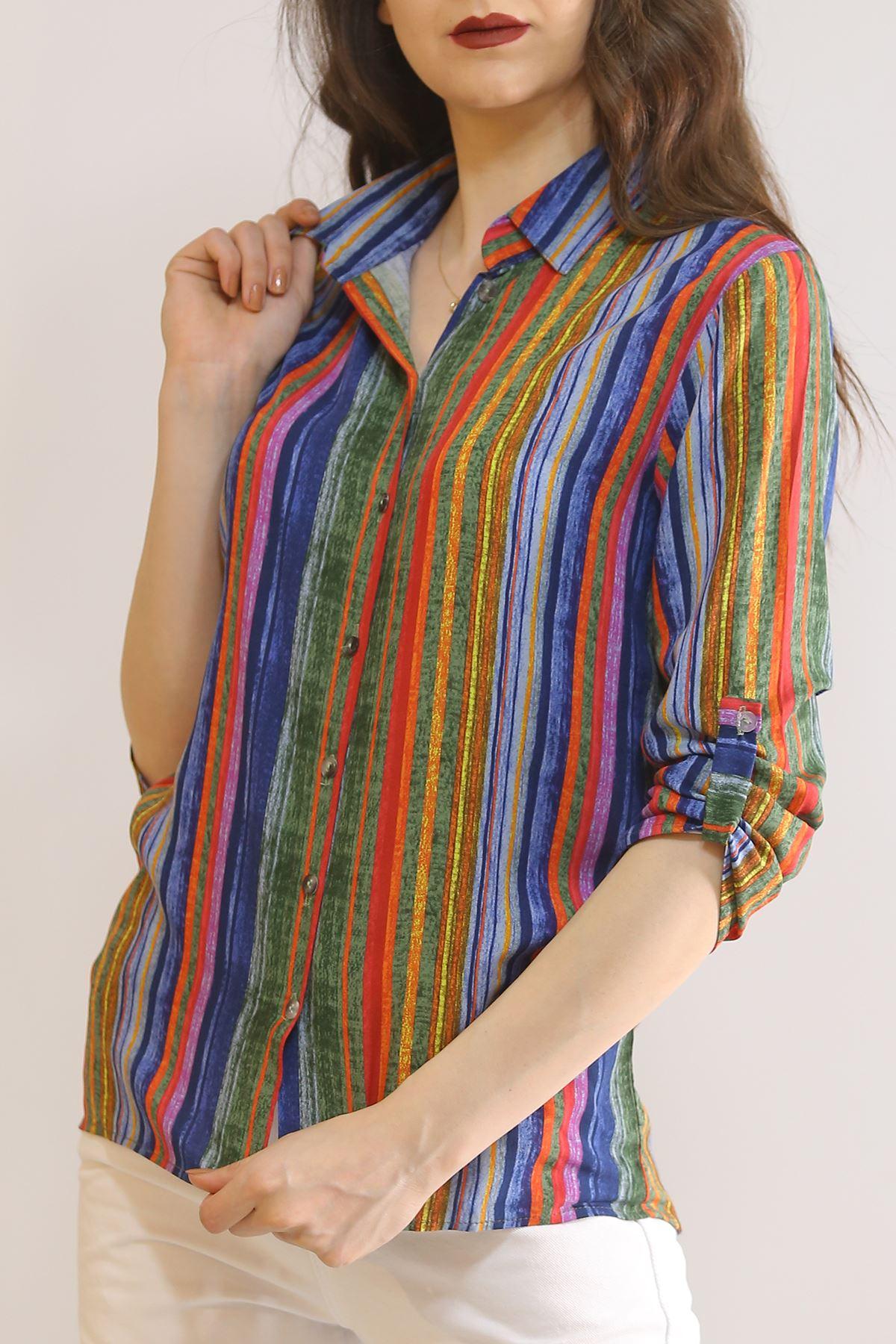 Desenli Gömlek Karışık - 5087.128.