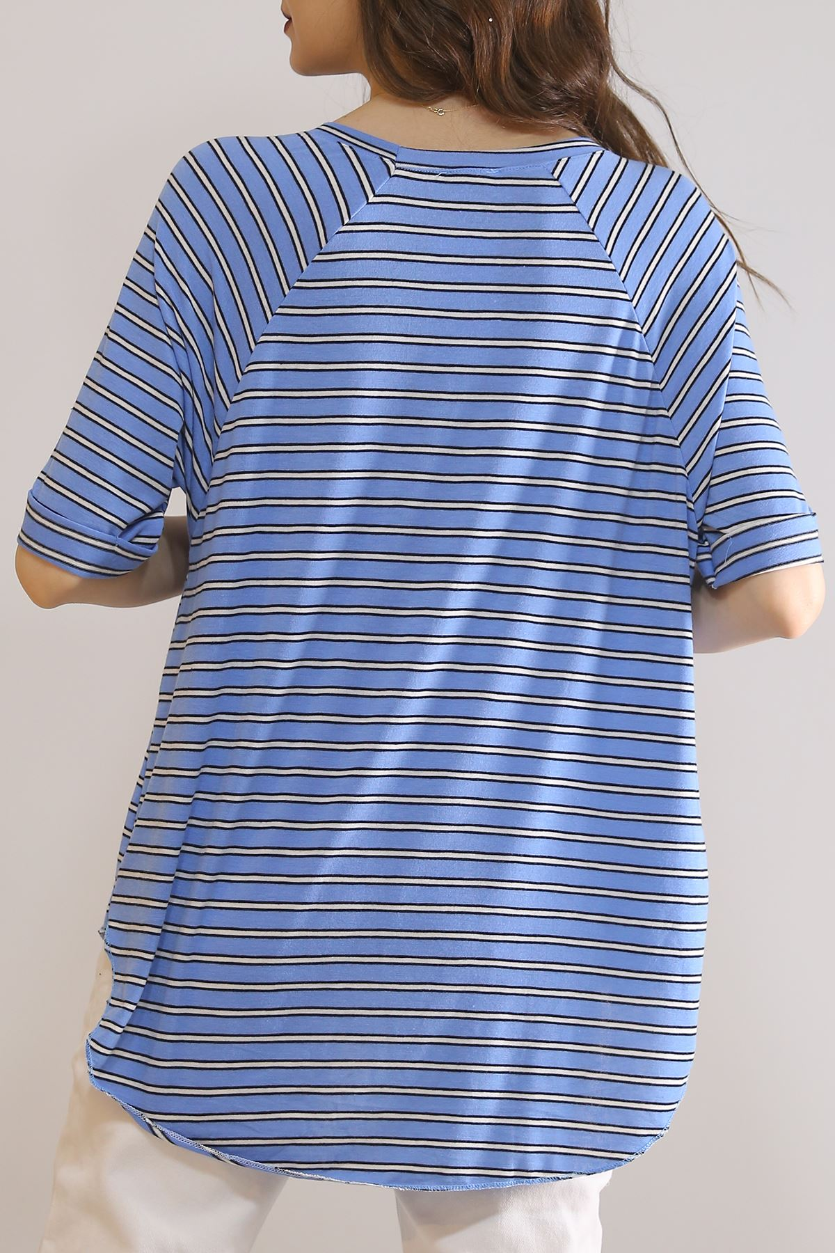 Salaş Bluz Mavi - 5863.316.