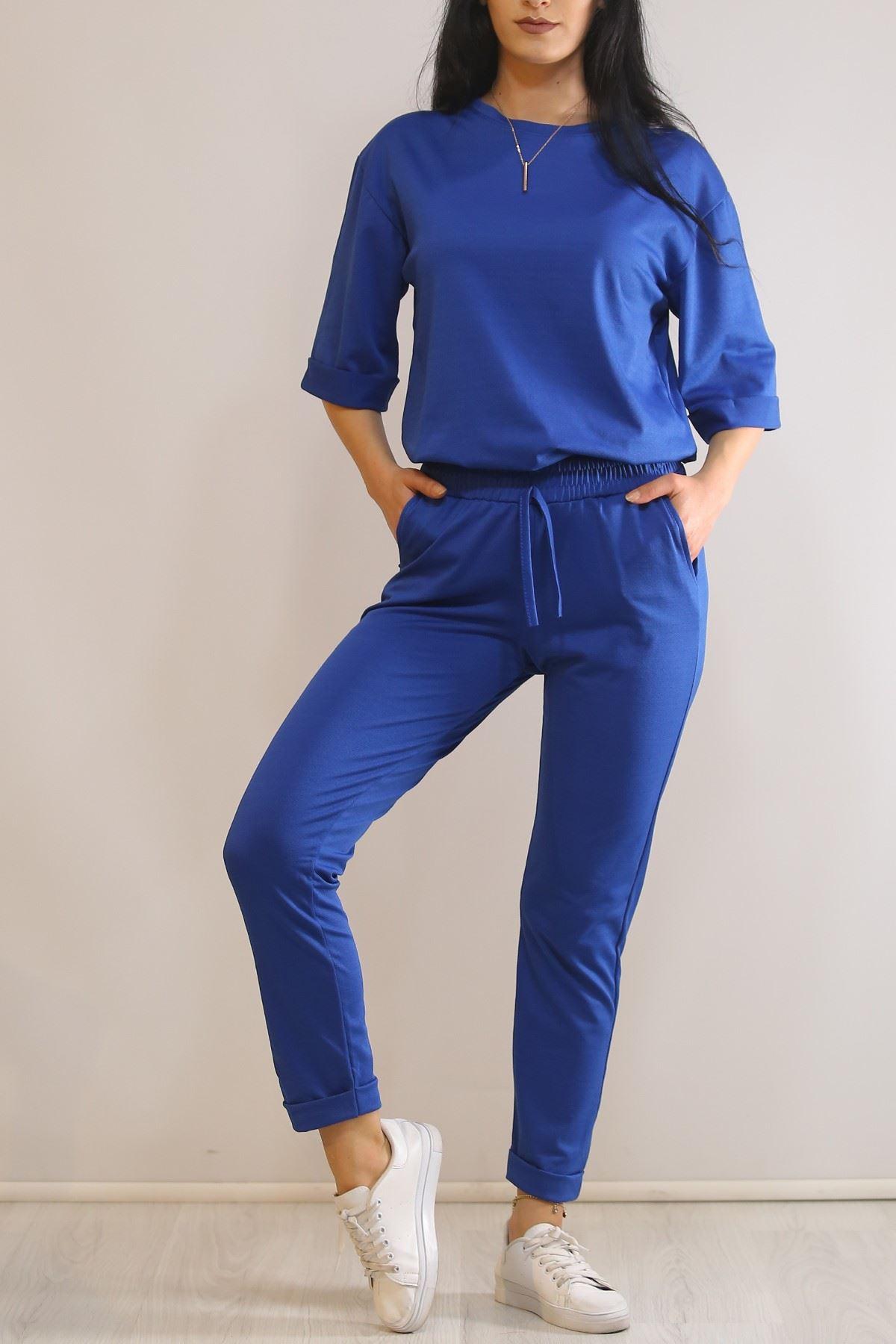 Duble Kol Takım Mavi - 5949.102.