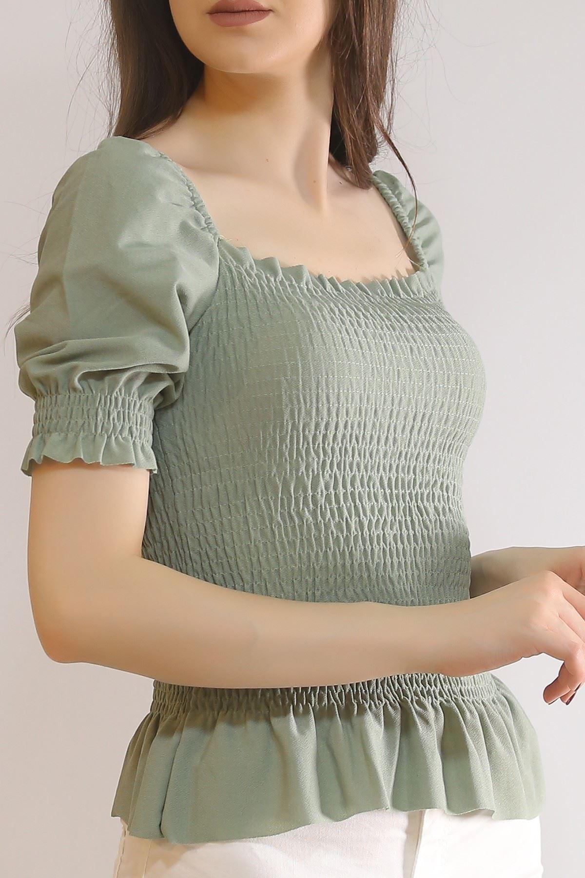 Gipeli Bluz Mint - 6704.224.