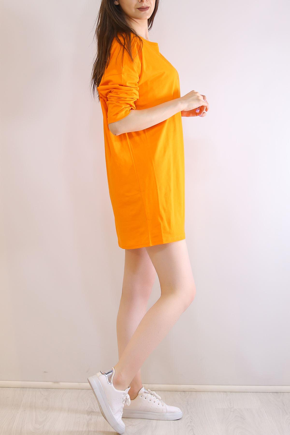 Kapri Kol Tunik Oranj - 2216.105.